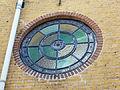 Korte Tiendeweg 1, Stoofsteeg 2 in Gouda (03) Glas-in-lood-raam.jpg