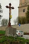 Kostel Nanebevzetí Panny Marie, Preislerovo nám., Počaply (Králův Dvůr), okr. Beroun, Středočeský kraj 19.JPG