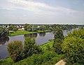 Kovrov. View to Zarechnaya Sloboda Side & Klyazma River.jpg