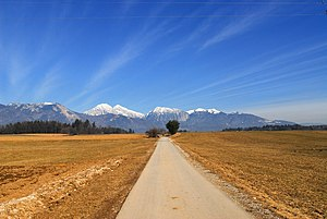 Kamnik–Savinja Alps - Image: Kranj 06