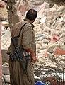Kurdish PKK Guerilla (27062975356).jpg
