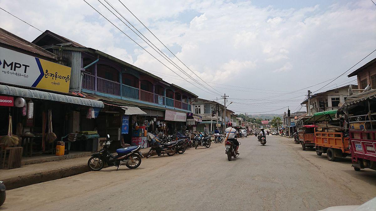 Kyaukme Shan State Wikipedia
