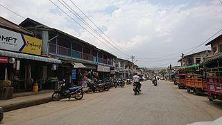 Kyaukme, Shan State Town in Shan State, Myanmar