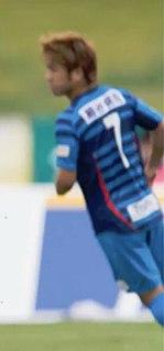 Kyohei Maeyama Japanese footballer