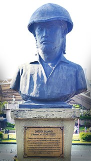 Diego Silang Filipino insurgent leader