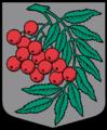 LVA Aronas pagasts COA.png