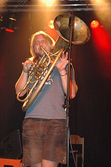 La Brass Banda Hard Rock Cafe M Ef Bf Bdnchen