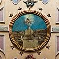 La Basilique Saint-Pierre de Rome de Guillaume Fouace, église Notre-Dame, Montfarville, France.jpg