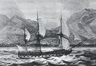 French frigate <i>Boudeuse</i> (1766) ship