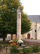 Le monument aux morts en 2013.