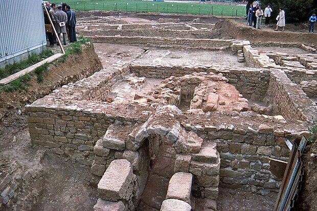 Monument historique à Millau