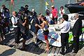 La Rochelle fête le retour des athlètes charentais-maritimes des Jeux Olympiques d'été de Rio de Janeiro 2016 (29).JPG