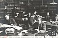 La Sorbonne. Bibliothèque des hautes études - salle de travail.jpg