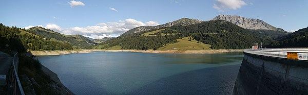 Lac de l Hongrin01 2018-08-10.jpg