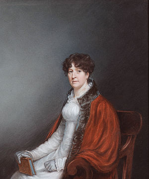 Lord William Bentinck - Lady William Cavendish-Bentinck (c 1783–1843) (Ellen Sharples)