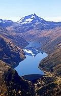 Lago di Lei as seen from Piz Grisch.jpg
