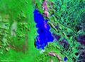 Laguna Mandiore Bolivia Brasil satellite map 57.55861W 18.png