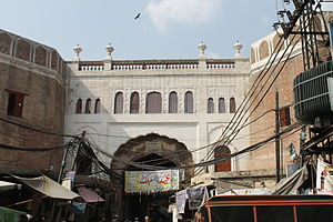 Lohari Gate, Lahore - The gateway today
