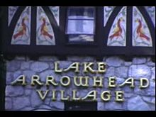 File:Lake Arrowhead Village 1959.ogv