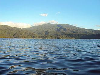 Camarines Sur - Lake Buhi in the town of Buhi