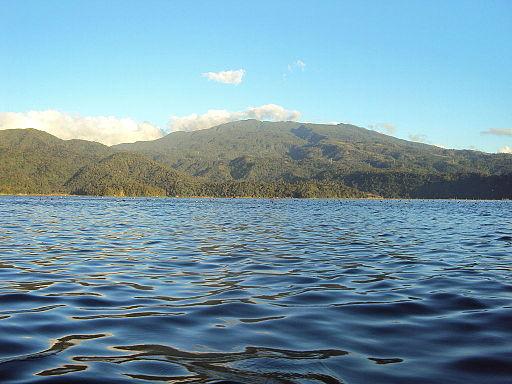 Lake Buhi in Camarines Sur