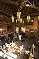 Lake McDonald Lodge lobby GNP1.jpg