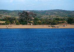 Costa moçambicana.