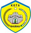 Official seal of Bau-Bau