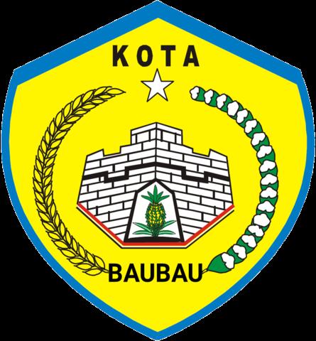 File Lambang Kota Bau Bau Png Wikimedia Commons