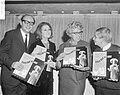 Langspeelplaat van de musical 'Heerlijk duurt het langst' van Annie M.G. Schmid…, Bestanddeelnr 918-5138.jpg