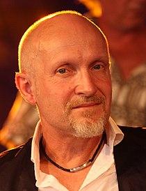 Lars Saabye Christensen at Notodden Blues Festival (cropped).JPG