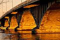 Last light under the bridge (4743706081).jpg