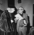 Laurens Janszn Costerprijs voor uitgever Geert van Oorschot in Haarlem Laurens, Bestanddeelnr 929-2075.jpg