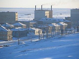 District in Chukotka Autonomous Okrug, Russia