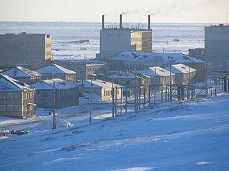 Chukotsky District - Lavrentiya, Chukotsky District