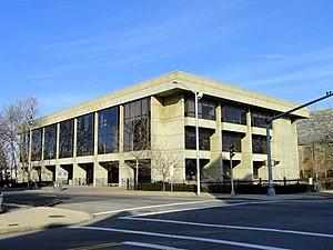 Lawrence Public Library (Massachusetts) - Image: Lawrence Public Library Lawrence, MA DSC03595