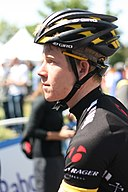 Lawson Craddock, Tour of California 2012.jpg