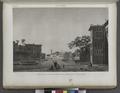 Le Kaire (Cairo). Vue de la place appelée Birket el-Fyl (Birkat al-Fil), prise pendant l'inondation (NYPL b14212718-1268750).tiff