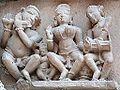 Le temple de Parshvanath (Khajuraho) (8638394324).jpg