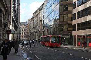 Leadenhall Street - Image: Leadenhall Street geograph.org.uk 1164889