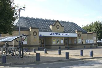 Leighton Buzzard railway station - Image: Leighton Buzzard Station