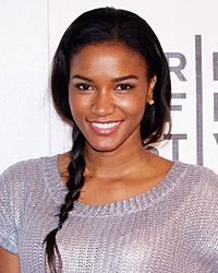 Leila Lopes en 2012.