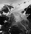 Lemon Creek Glacier, terminus of mountain glacier and firn line, August 23, 1964 (GLACIERS 5992).jpg