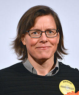 Lena Andersson in October 2013