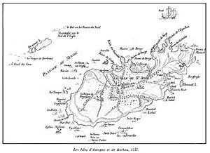 Fortifications of Alderney - Alderney 1757