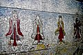 Les murs du tombeau du Roi Kongmin.jpg