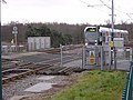 Level crossing at Butlers Hill - geograph.org.uk - 661624.jpg
