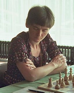 Lidia Semenova Ukrainian chess player