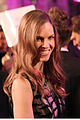 Life Ball 2013 - magenta carpet Hilary Swank 03.jpg