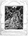Life of William Blake (1880), Volume 2, Job illustrations plate 3.png